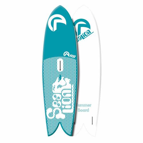 AHD 2018 SummerBoard Windsurf and SUP Board