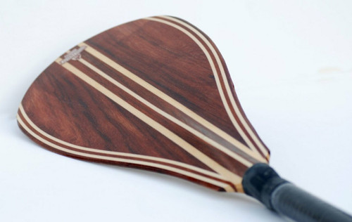 Whiskeyjack Shakedown Wood Carbon SUP Paddle