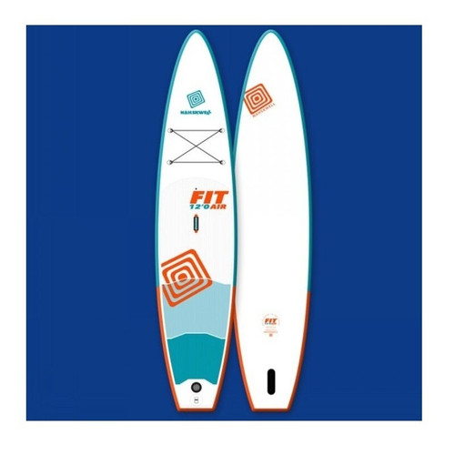 Nah-Skwell Fit Air Fusion Sup Board - Touring-Fitness-Cruising-Windsup (On All But 14')