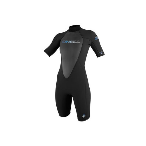 O'neill Womens Reactor Wetsuit 2mm Shorty US:16