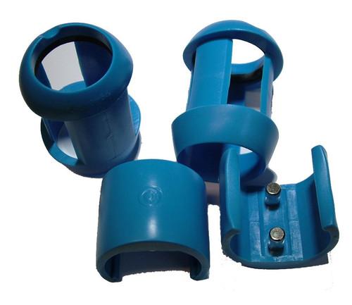Neil Pryde Trim Lock 30mm 35mm Race Boom Blue
