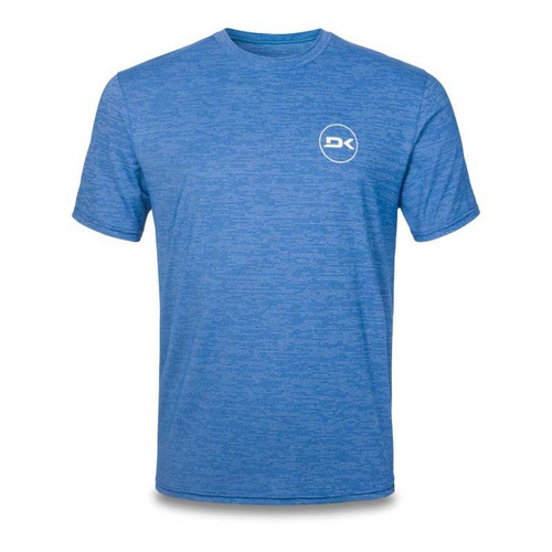 Dakine Roots Loose Fit Tee Shirt Scout Heather