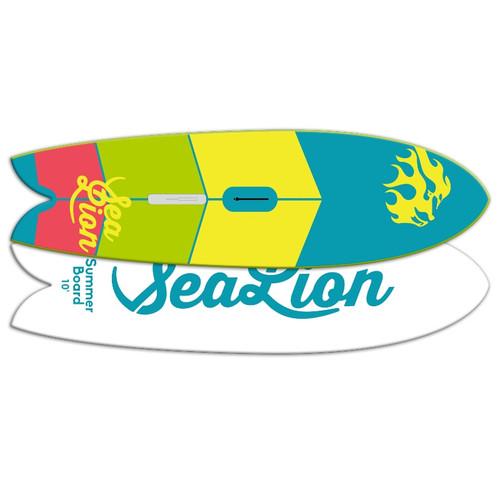 Sealion 2021 Summerboard 10'0 Wind SUP