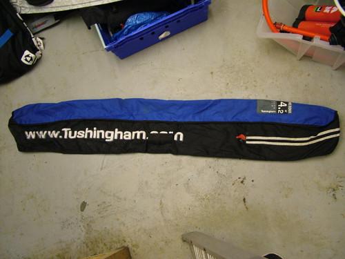 Ex Demo Tushingham Sail Bag