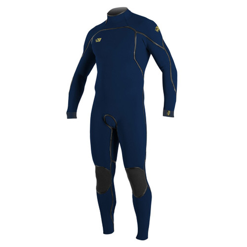 Oneill 2019 Psycho One 3-2mm Back Zip Wetsuit