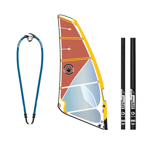 Ezzy Legacy Windsurf Package