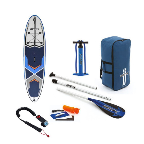 STX Inflatable SUP 10 6 Windsurf SUP Package
