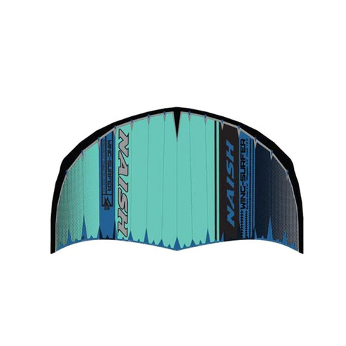 Naish Wing Surfer Turquoise blue and grey