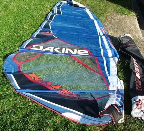 Used Windsurfing Sails