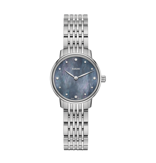 RADO COUPOLE CLASSIC DIAMONDS LADIES R22897903