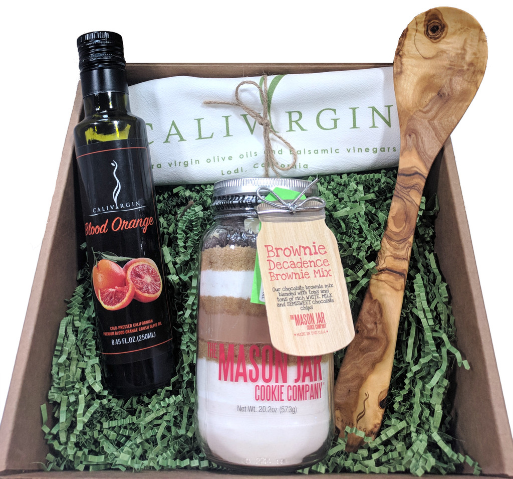 *Sale* Blood Orange Brownie Gift Kit