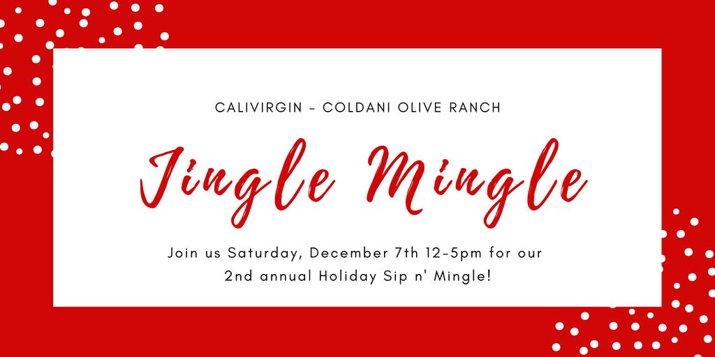 Calivirgin Jingle Mingle Ticket