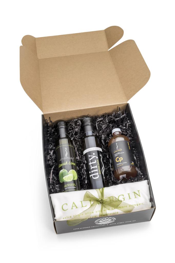 *New* Cocktail & Salad Mixers Gift Box Set