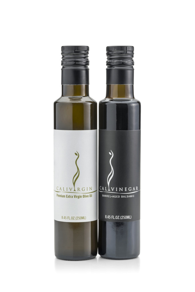 *New* Olive Oil and Balsamic Gift Bag Set - 250 ML