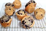 Lemon-Blueberry Muffins Recipe