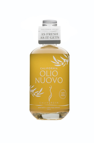 """*LIMITED EDITION* Olio Nuovo (""""New Oil"""") Calivirgin Extra Virgin Olive Oil - 750ML"""