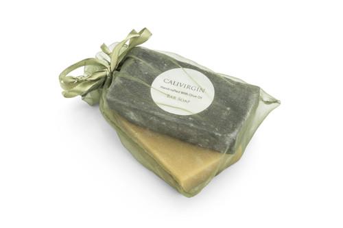 Olive Oil Soap Bar Set