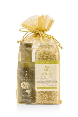 *New* Olive Oil and Popcorn Gift Bag Set