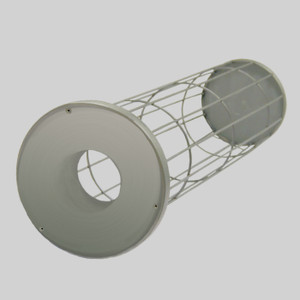 "P032547-016-210 FT FILTER CAGE W/ VENTURI (5.63"" OD X 144.00"" L)"