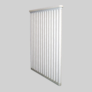 P034379-016-210 Donaldson Torit Helix Tube Filter