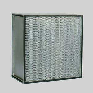 P030893-016-190 FINAL FILTER, 95% DOP, 1000 CFM, METAL FRAME