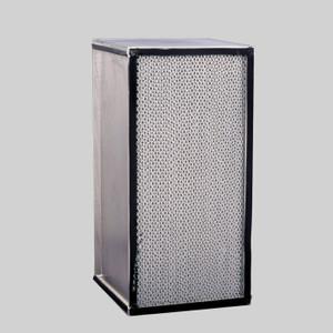 P199601-016-190 FINAL FILTER 95% DOP E 100 & E 200, METAL FRAME
