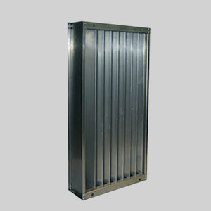 1B06576-01 Aluminum Impinger