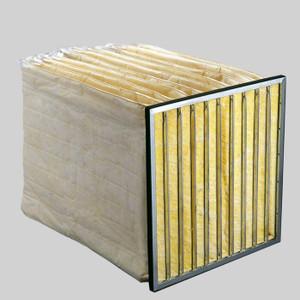 "P511390-016-140 36"" Vee-Bag Filter with Loops (65% ASHRAE)"