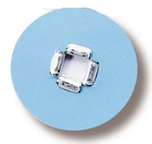 "Sof-Lex Square Eyelet Discs - 5/8"", Superfine  100/Bag"
