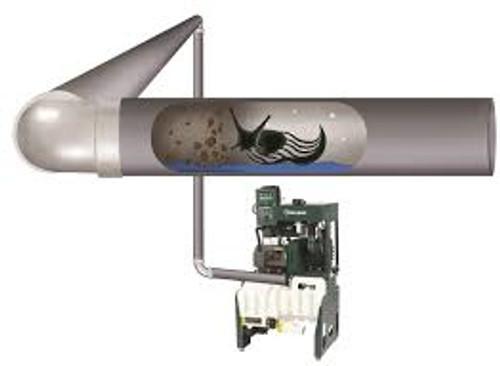 Ramvac Slugbuster   Evacuation System Cleaner Pwdr/Case/6-40