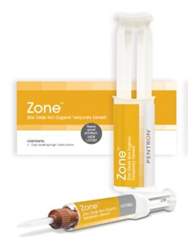 Zone Temporary Cement Syringe A1