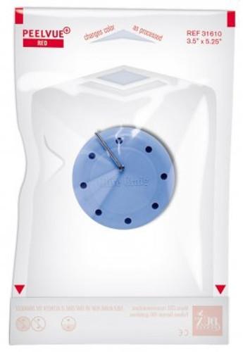 Peelvue Sterilization Pouches  3 1/2 X 9  200Pk