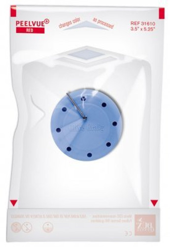 Peelvue Sterilization Pouches 3 1/4 X 12 200Pk