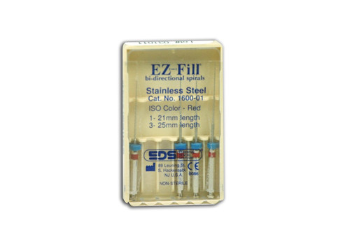 Ez-Fill Bi-Directional Spiral Refill Kit 1-21mm & 3-25mm Ss