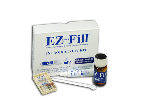 Ez-Fill Bi-Directional Spiral & Epoxy Root Canal Cement Tita
