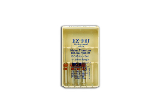 Ez-Fill Bi-Directional Spiral Refill Kit 21mm Titanium