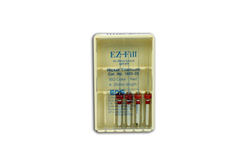 Ez-Fill Bi-Directional Spiral Refill Kit 25mm Titanium