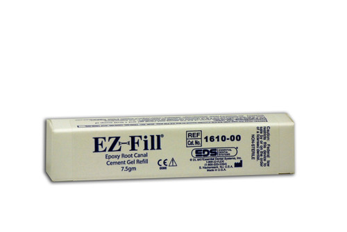 Ez-Fill Epoxy Root Canal Cement Gel 7.5Gm Refill