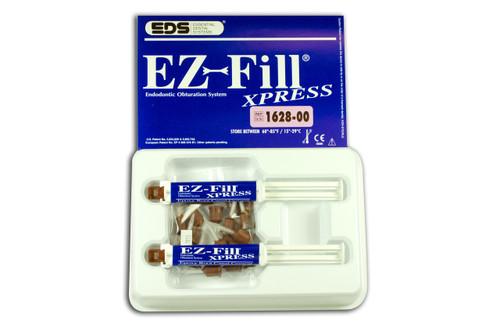Eds E-Z Fill Expressroot Canal Cement Auto Mix 2Pk
