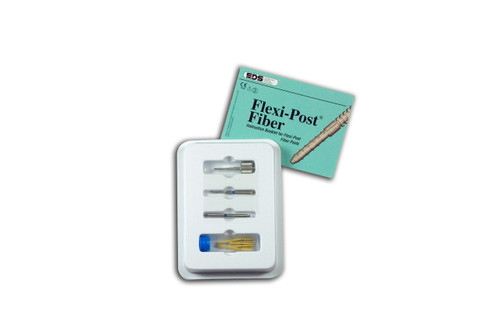 Eds Flexi-Post Fiber Refill Size 2 Blue 10Pk