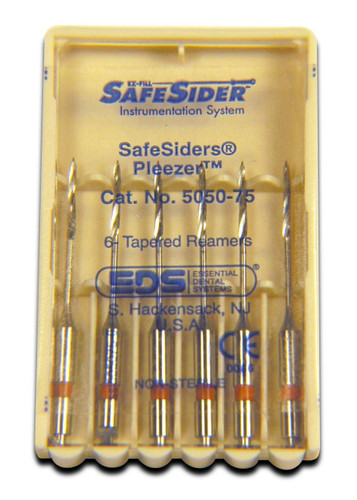 Safesider Pleezer Tapered Reamers 6/Pk