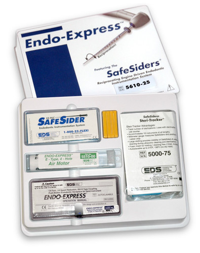 Eds Endo Express System W/Motor  Kit 25 mm