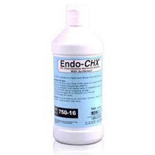 Eds Endo Chx Irrigation Solution 16Oz