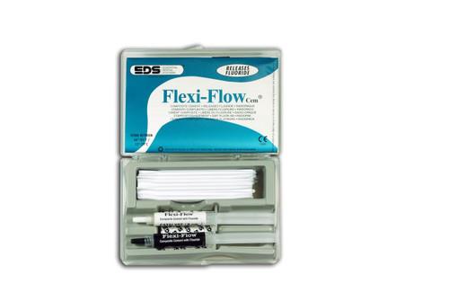 Flexi-Flowcem Composite Cement W/ T   W/ Fluoride Gray