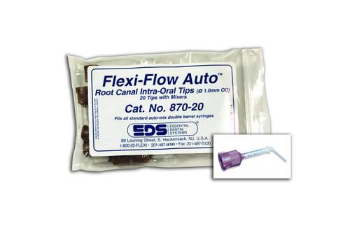 Flexi-Flow/Flexi-Flow Auto E Rc Intraoral Tips 20/Pk