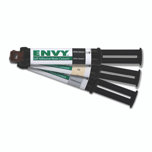 Envy Self-Adhesive Resin Cement White Opaque 9Gm/Bx