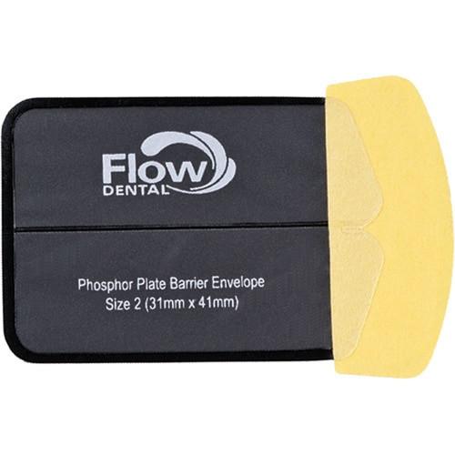 Flow  Safe & Sure Barrier Envelopes Size 2 (Qty. 300)