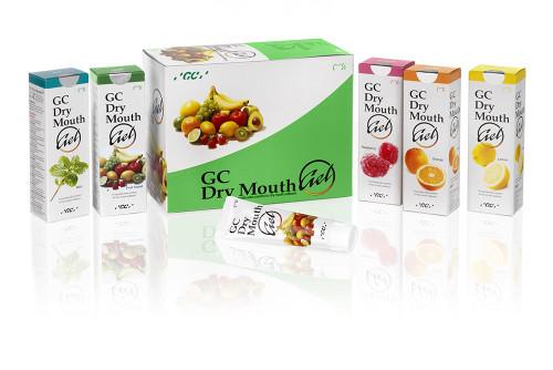 GC Dry Mouth Gel 10 Tubes