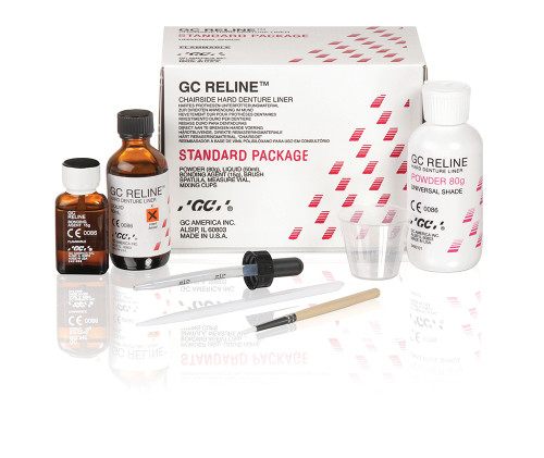 GC Reline 50mL Liquid Self Cure Rs