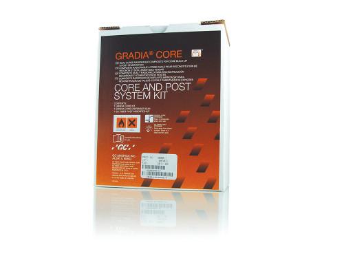 Gradia Core - Core & Post System Kit
